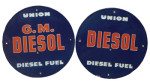 Union Diesol Sign