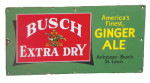 Busch Ginger Ale Sign