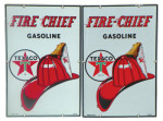 Texaco Fire-Chief Sign