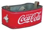 Coca-Cola Concessions Cooler