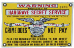 Hargrave Secret Service