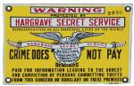 Hargrave Secret Service