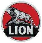 Lion Oil & Gas Sign