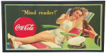Coca-Cola Mind Reader Sign