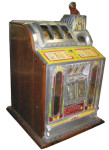 Comet Coin-Op Slot Machine