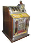 Comet Coin-Op Slot Machine
