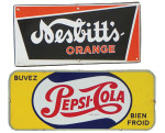 Pepsi-Cola and Nesbitt