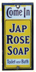 Jap Rose Soap Door Push