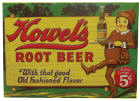 Howel's Root Beer Advertisement
