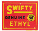 Swifty Genuine Ethyl Sign