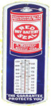 Red Seal Dry Battery Thermometer