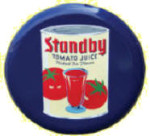 Standby Tomato Juice Sign