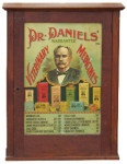 Dr Daniels' Veterinary Medicines Sign