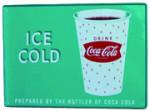Coca-Cola Cup Sign