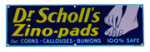 Dr Scholl's Zino Pads Sign