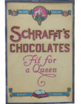 Schrafft's Chocolates Sign