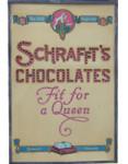 Schrafft's Chocolates Sign