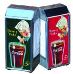 Coca-Cola Napkin Dispensers