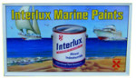 Interlux Marine Paints Sign