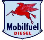 Mobilfuel Pump Plate