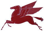 Red Pegasus Die-Cut