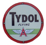 Tydol Flying A Sign