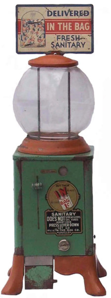 gumball machine value