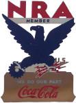 NRA Member Sign