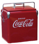 Antique Coca-Cola Cooler
