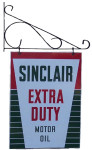 Sinclair Extra Duty Hanging Sign