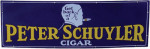 Peter Schuyler Cigar Sign