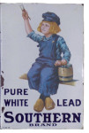 Dutch Boy Southern Brand Paint Sign