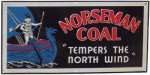 Norseman Coal Sign