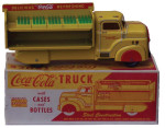 Metal Coca-Cola Toy Truck