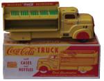 Metal Coca-Cola Toy Truck