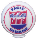 Eagle Colonial Gas Pump Globe