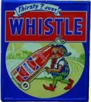 Whistle Drink Sign