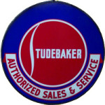 Studebaker Sales and Service Sign