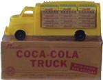 Coca-Cola Truck Toy
