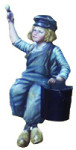 Dutch Boy Paint Die-Cut