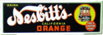 Nesbitt's Orange Drink Sign