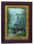 Skagg Co Framed Print