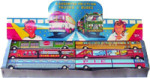 Toy Busses Display