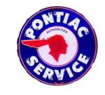 Pontiac Service Neon Sign