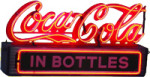 Coca-Cola In Bottles Neon Sign
