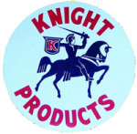 Knight Products Sign