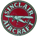Sinclair Aircraft Sign
