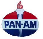 Pan-Am Torch Sign