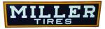 Miller Tires Sign