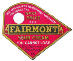 Fairmont Creamery Pot and Pan Scraper